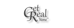 Get Real Stone Logo